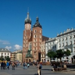 Sightseeing Krakow - St. Mary's Church