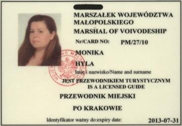 monika hyla licencja