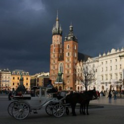 Krakow Sightseeing - Main Market Square
