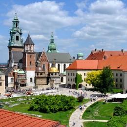 zwiedzanie krakowa z przewodnikiem - Zamek Wawelski