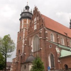 Zwiedzanie Krakowa - Kościół Bożego Ciała