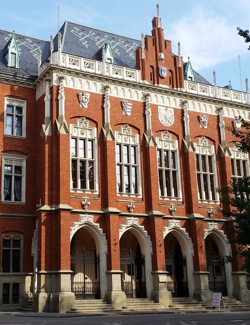 Zwiedzanie Krakowa z Przewodnikiem - Dzielnica Uniwersytecka
