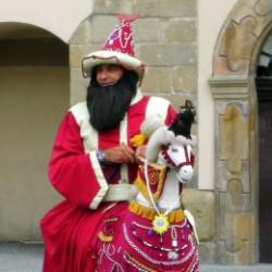 Zwiedzanie Krakowa z Dziećmi - Lajkonik