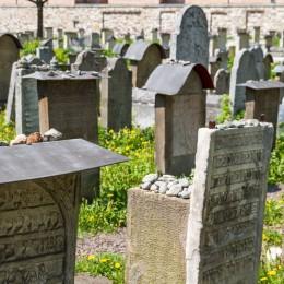 Kazimierz Kraków zwiedzanie - Cmentarz Remuh