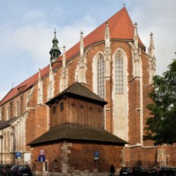 St. Catherine's Church - krakow tourist guide