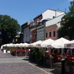 Krakow sightseeing - Szeroka Street