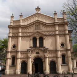 Tempel Synagogue - Krakow city Guide