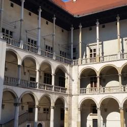 El Castillo de Wawel