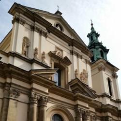 Zwiedzanie Krakowa - Kolegiata Św Anny