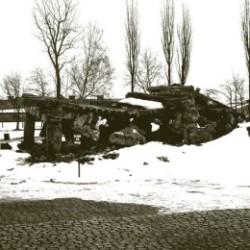 Gas Chamber Aushwitz