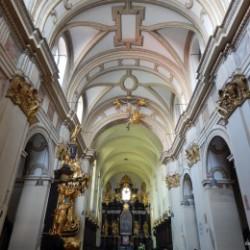 Die Kirche des heiligen Peter und Paul