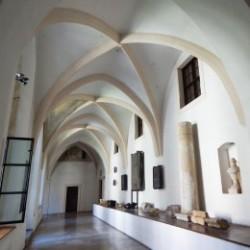 Krakow Guide - Monastery Cloister Tyniec
