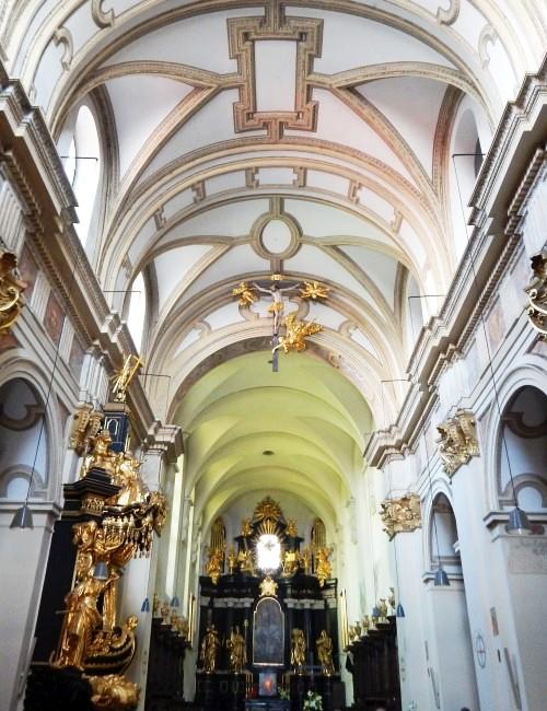 Krakow guide - Saints Peter and Paul Church