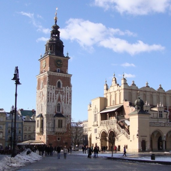 visiting Krakow in one day