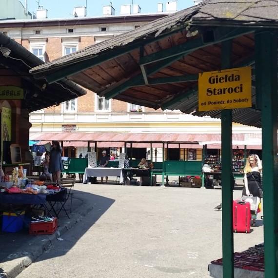 old jewish quarter krakow