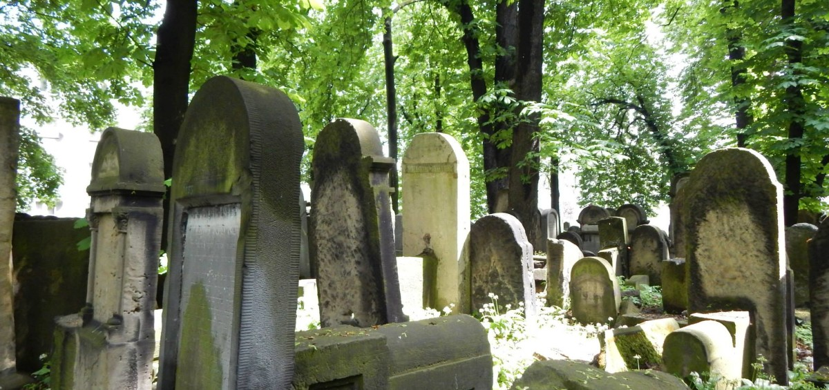 Cmentarz żydowski na ul. Miodowej