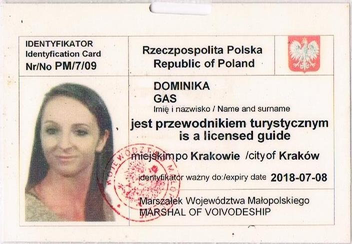 dominika gas licencja