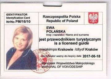 ewa polanska licencja