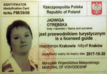 jadwiga otrebska licencja