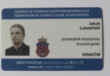 jakub lukasinski licencja