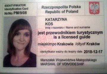 katarzyna kos licencja