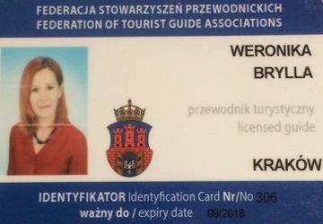 weronika brylla licencja