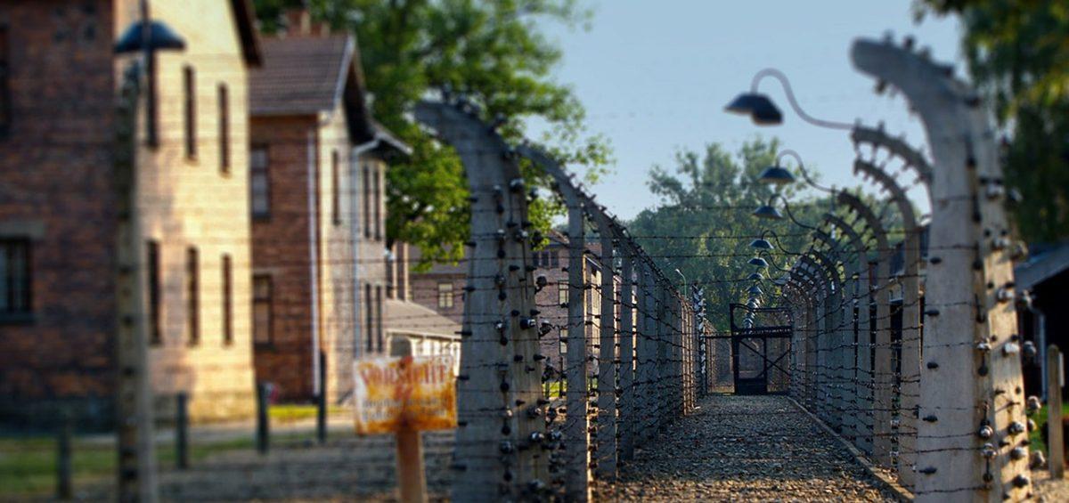Obóz zagłady w Auschwitz