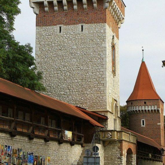nieistniejące budowle Krakowa