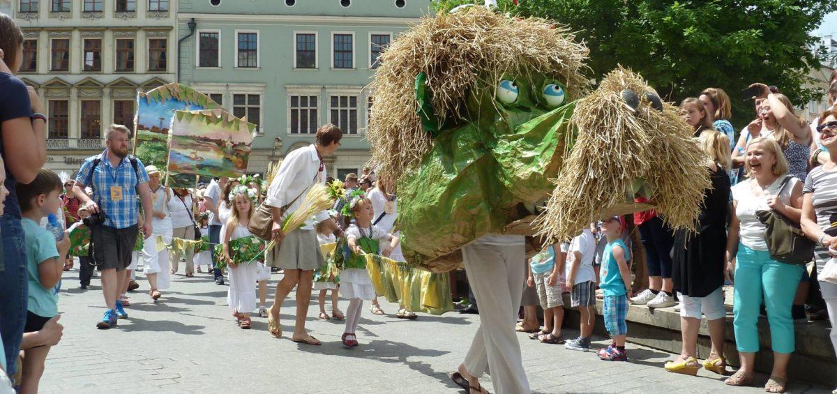 Smoki dla dzieci w Krakowie