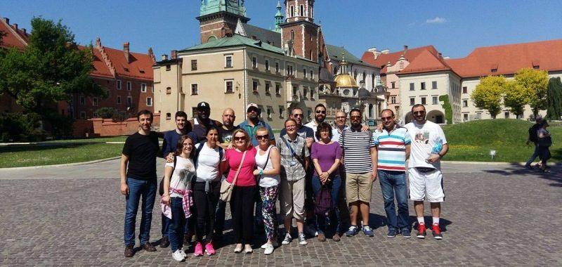 Wycieczka Hiszpanska w Krakowie