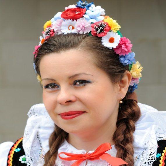 Monika Hyla - Przewodnik po Krakowie