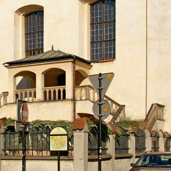 Synagoga Izaaka Kraków Zwiedzanie
