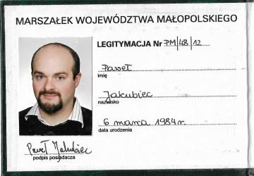 pawel jakubiec licencja