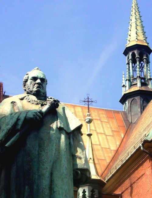 Józef Dietl - pomnik