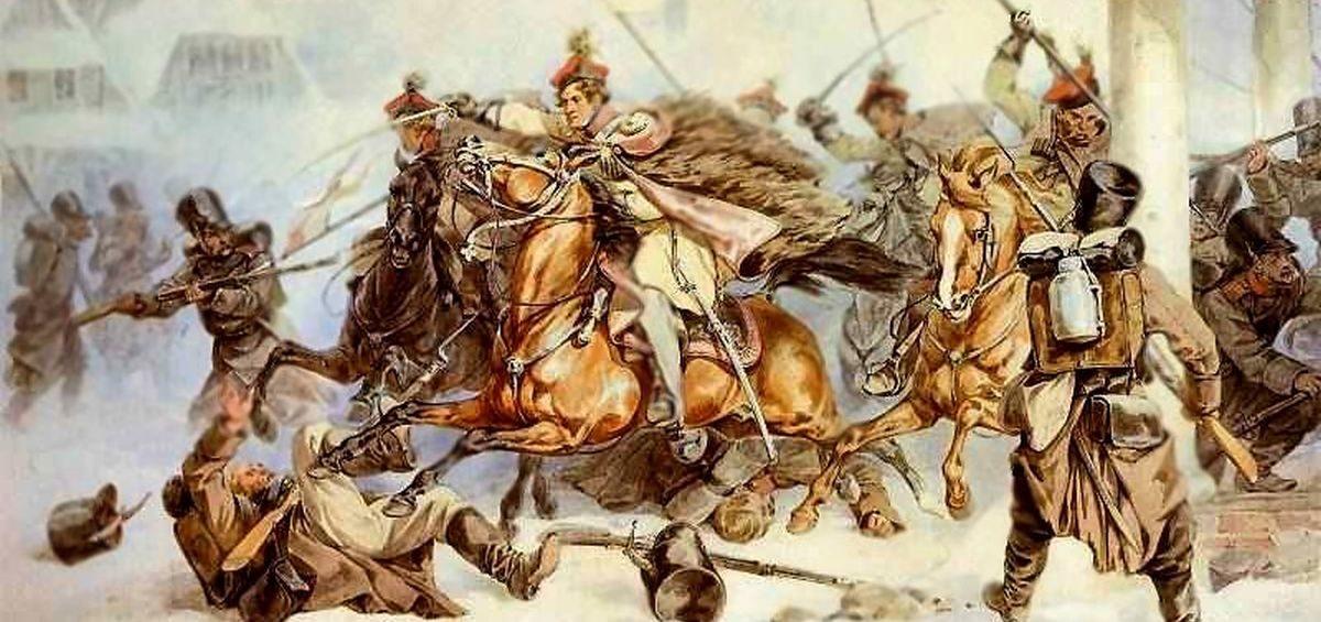 powstanie krakowskie