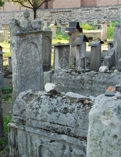 cmentarze w krakowie
