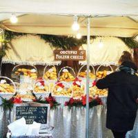Targi świąteczne na Rynku w Krakowie