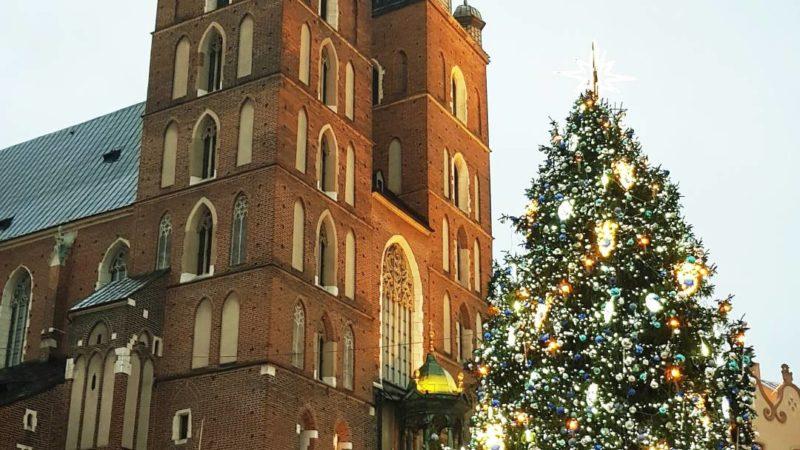 Kiermasz świąteczny Kraków