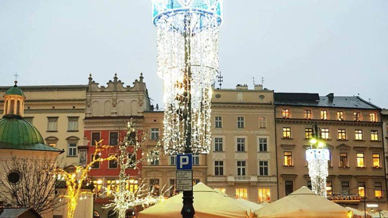 Kiermasz w Krakowie na święta