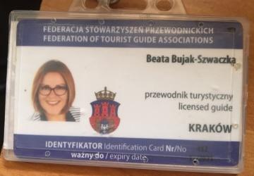 beata bujak szwaczka licencja