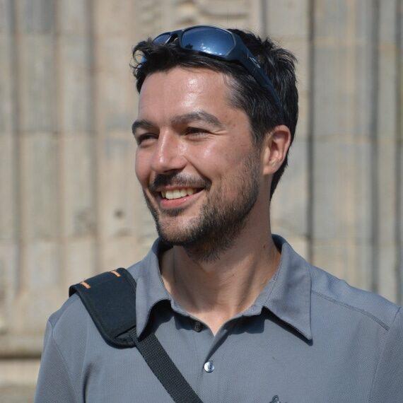 Przewodnik Mateusz Tomaszczyk